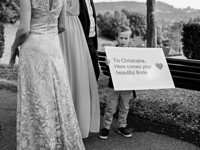 Le mariage de Christophe et Marisa à Lausanne, Vaud 36