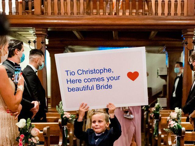 Le mariage de Christophe et Marisa à Lausanne, Vaud 40