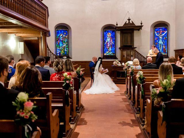 Le mariage de Christophe et Marisa à Lausanne, Vaud 41
