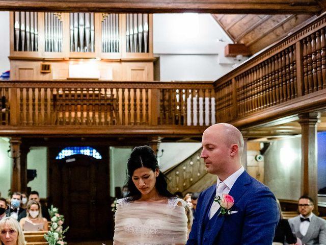 Le mariage de Christophe et Marisa à Lausanne, Vaud 43