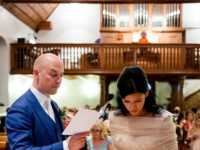 Le mariage de Christophe et Marisa à Lausanne, Vaud 48