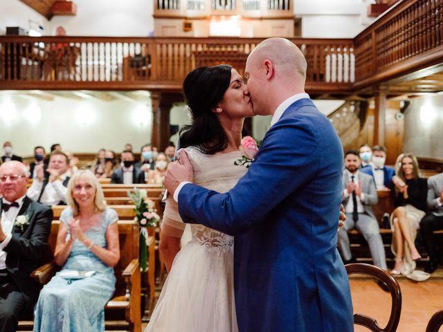 Le mariage de Christophe et Marisa à Lausanne, Vaud 60