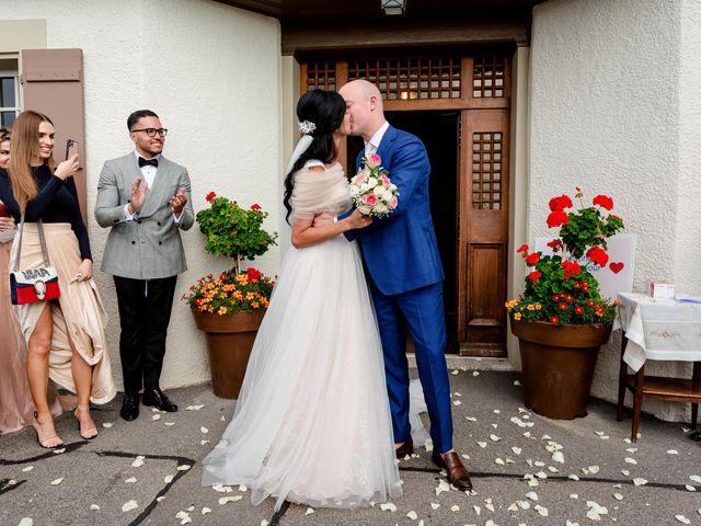 Le mariage de Christophe et Marisa à Lausanne, Vaud 65