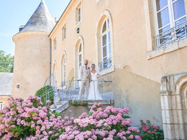 Le mariage de Clément et Aurélie à Changé, Sarthe 4