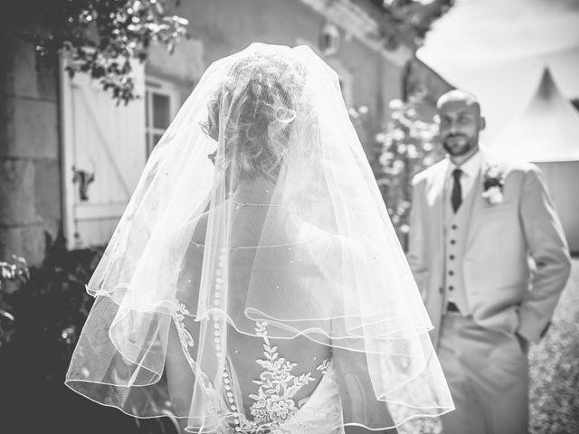 Le mariage de Clément et Aurélie à Changé, Sarthe 6