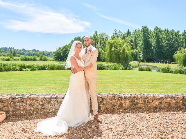 Le mariage de Clément et Aurélie à Changé, Sarthe 7