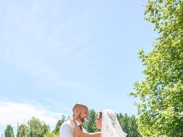 Le mariage de Clément et Aurélie à Changé, Sarthe 8