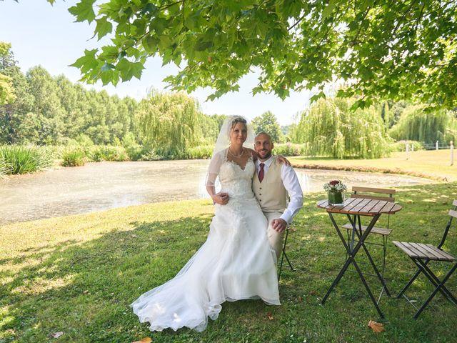 Le mariage de Clément et Aurélie à Changé, Sarthe 9