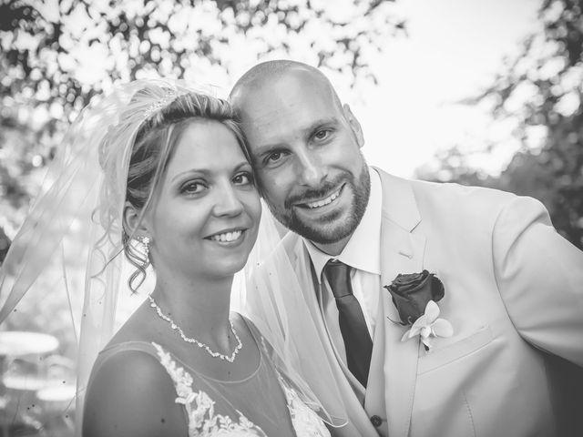 Le mariage de Clément et Aurélie à Changé, Sarthe 14