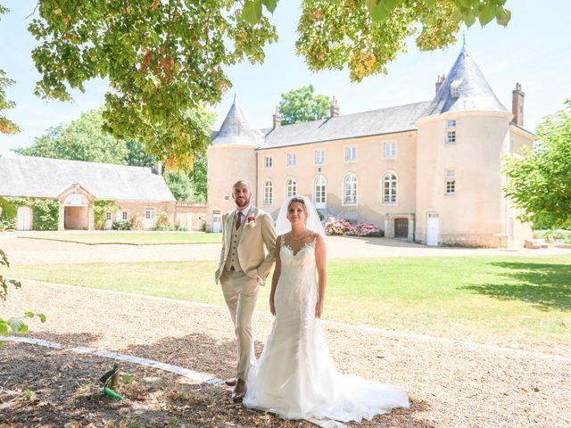 Le mariage de Clément et Aurélie à Changé, Sarthe 18