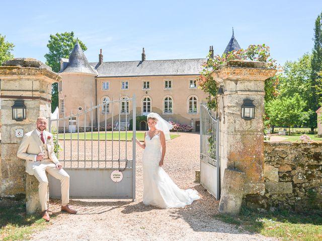 Le mariage de Clément et Aurélie à Changé, Sarthe 19