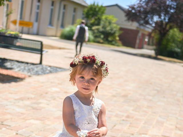 Le mariage de Clément et Aurélie à Changé, Sarthe 20