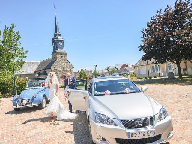 Le mariage de Clément et Aurélie à Changé, Sarthe 21
