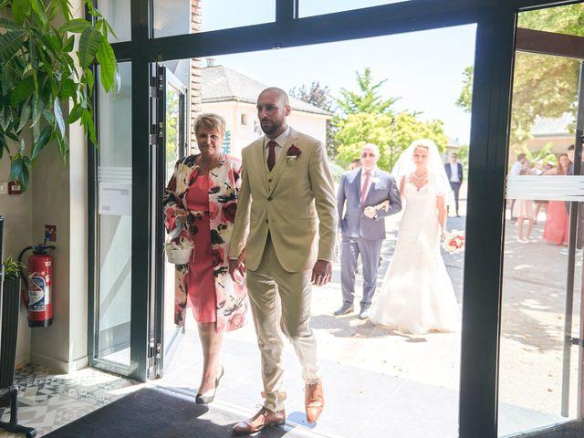 Le mariage de Clément et Aurélie à Changé, Sarthe 22