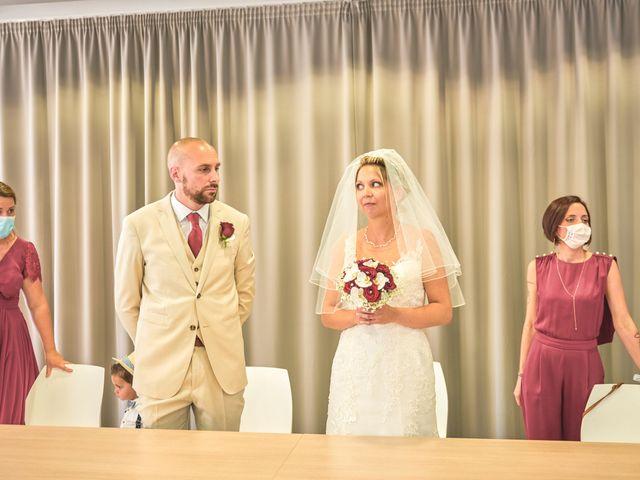 Le mariage de Clément et Aurélie à Changé, Sarthe 24