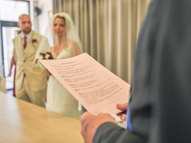 Le mariage de Clément et Aurélie à Changé, Sarthe 25