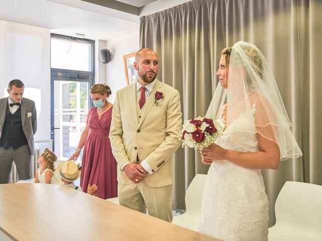Le mariage de Clément et Aurélie à Changé, Sarthe 26