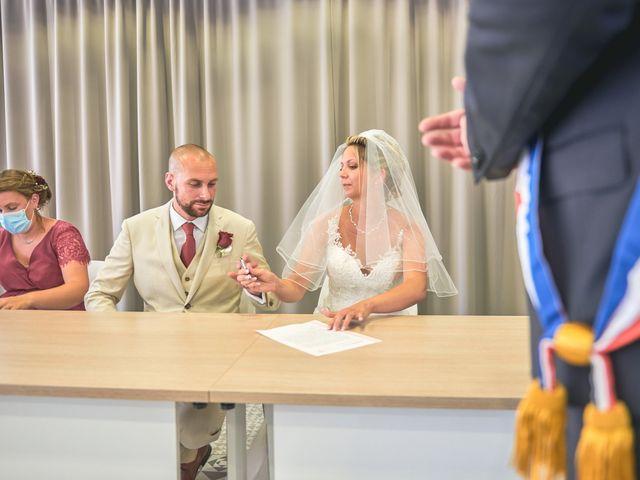 Le mariage de Clément et Aurélie à Changé, Sarthe 27