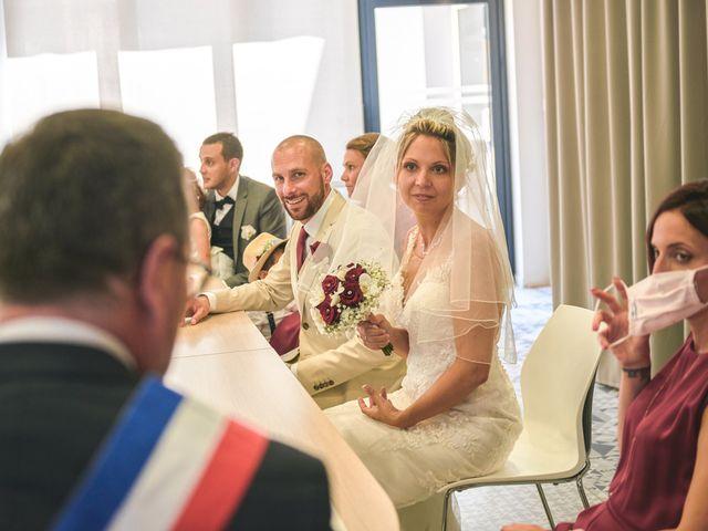 Le mariage de Clément et Aurélie à Changé, Sarthe 28