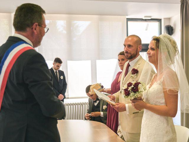 Le mariage de Clément et Aurélie à Changé, Sarthe 29