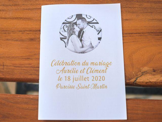 Le mariage de Clément et Aurélie à Changé, Sarthe 32