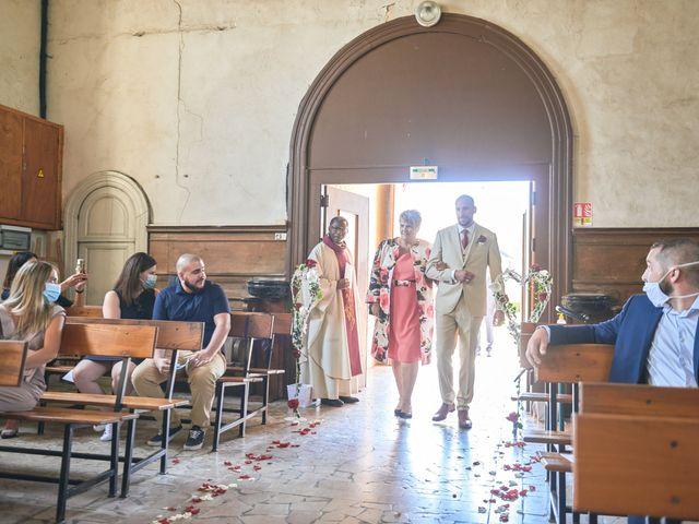 Le mariage de Clément et Aurélie à Changé, Sarthe 33