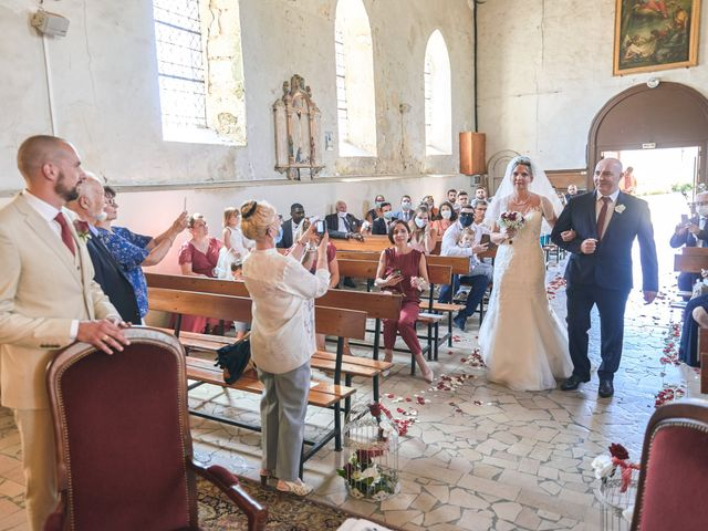 Le mariage de Clément et Aurélie à Changé, Sarthe 36