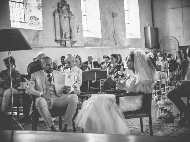 Le mariage de Clément et Aurélie à Changé, Sarthe 41