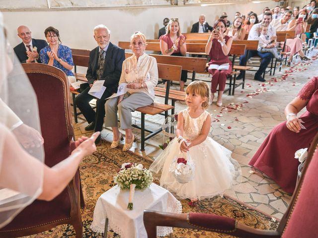 Le mariage de Clément et Aurélie à Changé, Sarthe 43