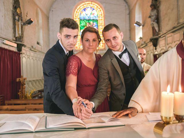 Le mariage de Clément et Aurélie à Changé, Sarthe 51
