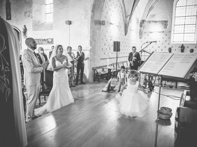 Le mariage de Clément et Aurélie à Changé, Sarthe 52