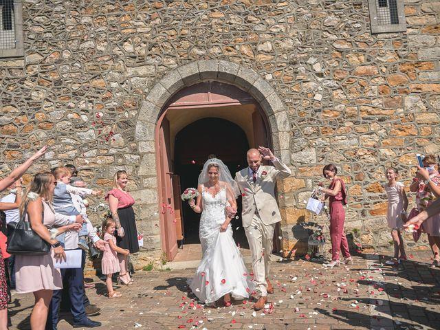 Le mariage de Clément et Aurélie à Changé, Sarthe 54