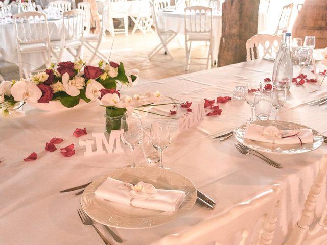 Le mariage de Clément et Aurélie à Changé, Sarthe 62