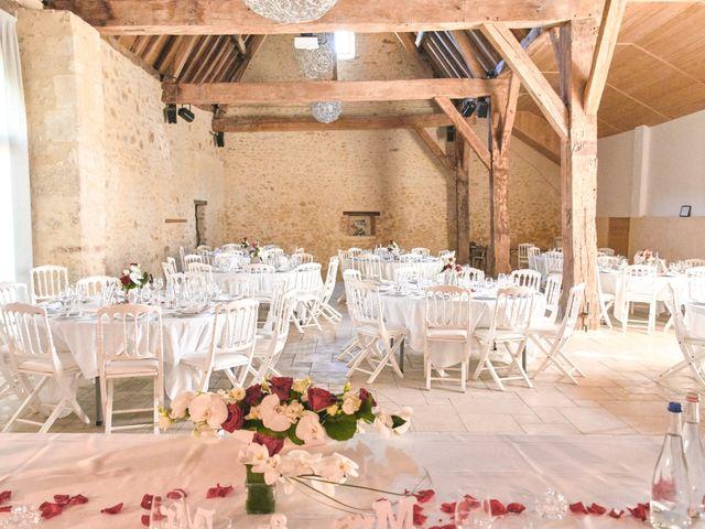 Le mariage de Clément et Aurélie à Changé, Sarthe 63