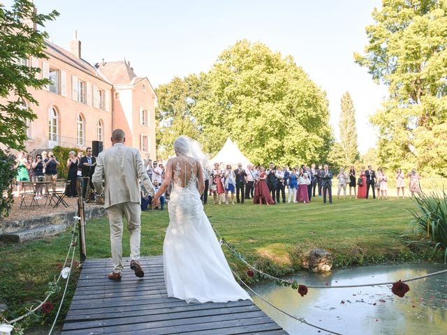 Le mariage de Clément et Aurélie à Changé, Sarthe 68