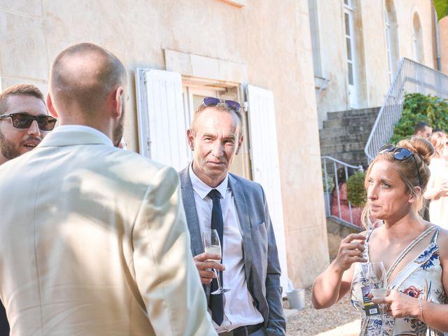 Le mariage de Clément et Aurélie à Changé, Sarthe 74
