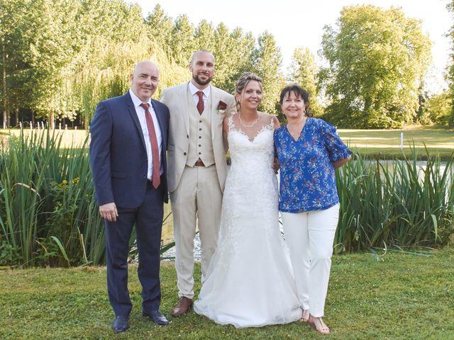Le mariage de Clément et Aurélie à Changé, Sarthe 79