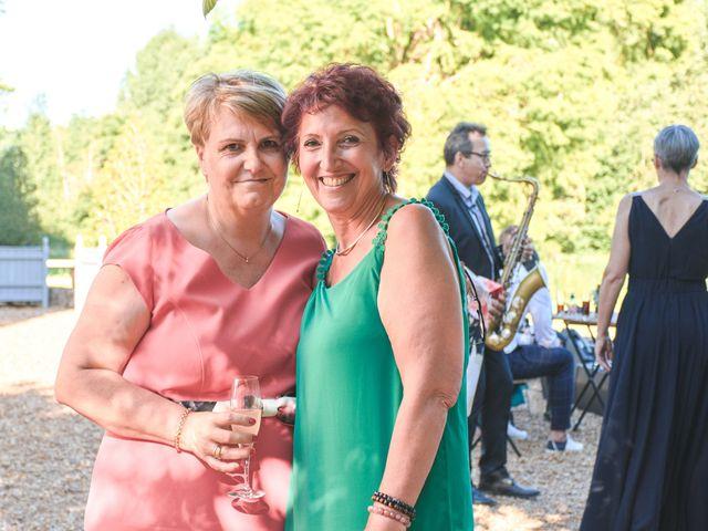 Le mariage de Clément et Aurélie à Changé, Sarthe 81