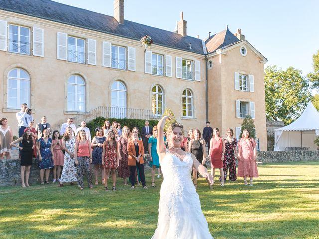 Le mariage de Clément et Aurélie à Changé, Sarthe 83