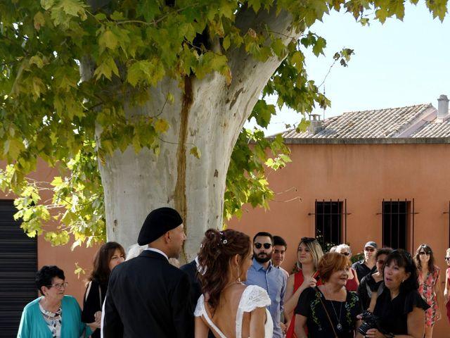 Le mariage de Joe et Séverine à Piolenc, Vaucluse 3