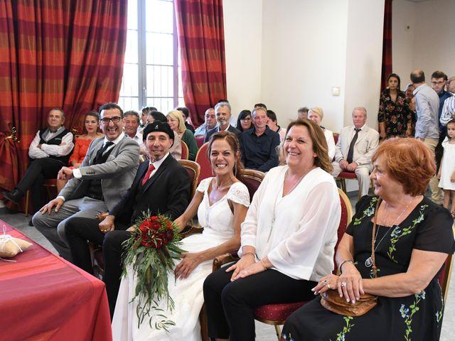 Le mariage de Joe et Séverine à Piolenc, Vaucluse 7