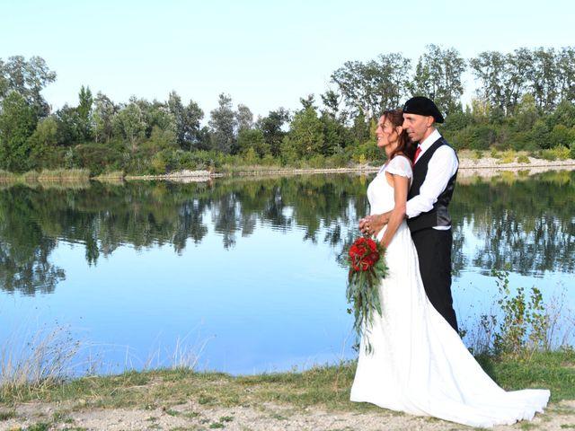 Le mariage de Joe et Séverine à Piolenc, Vaucluse 17