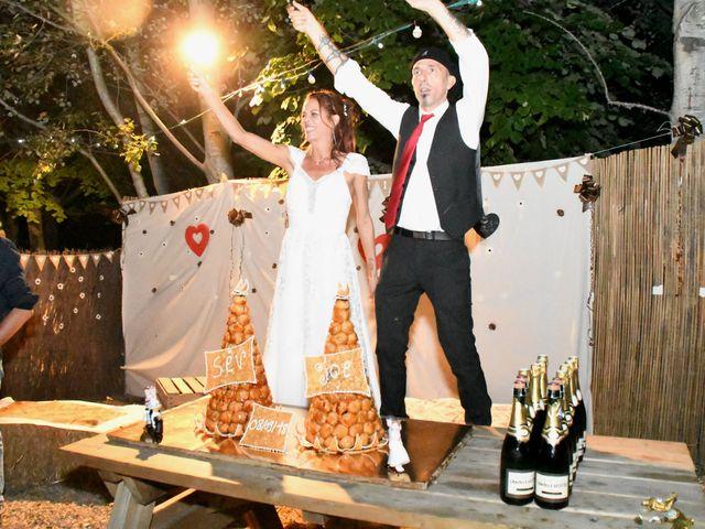 Le mariage de Joe et Séverine à Piolenc, Vaucluse 58