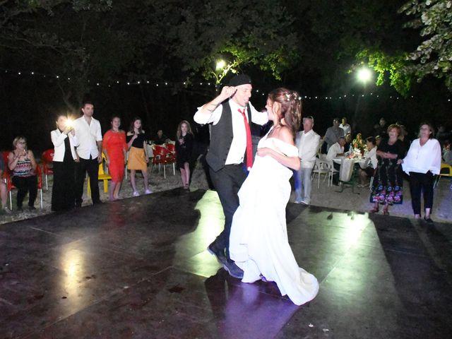 Le mariage de Joe et Séverine à Piolenc, Vaucluse 62