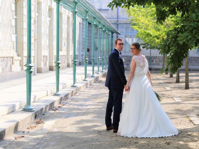 Le mariage de Clément et Aurélie à Les Touches, Loire Atlantique 2