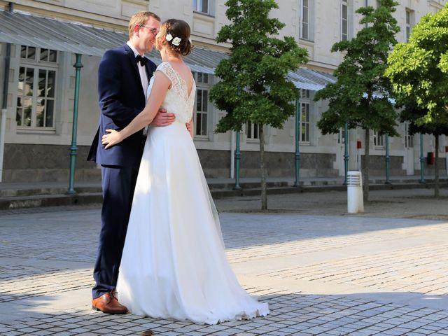 Le mariage de Clément et Aurélie à Les Touches, Loire Atlantique 3