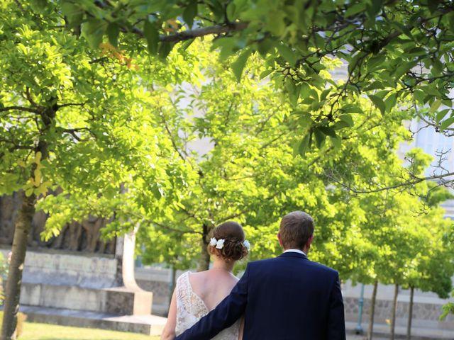 Le mariage de Clément et Aurélie à Les Touches, Loire Atlantique 4