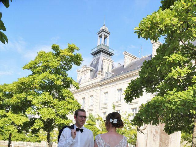 Le mariage de Clément et Aurélie à Les Touches, Loire Atlantique 8