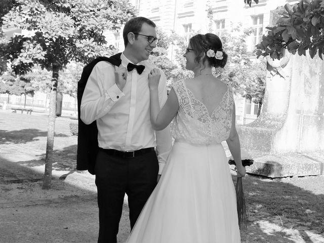 Le mariage de Clément et Aurélie à Les Touches, Loire Atlantique 9