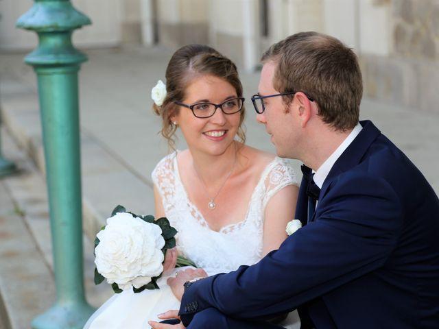 Le mariage de Clément et Aurélie à Les Touches, Loire Atlantique 12